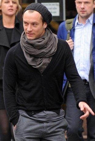 Stylowy Jude Law