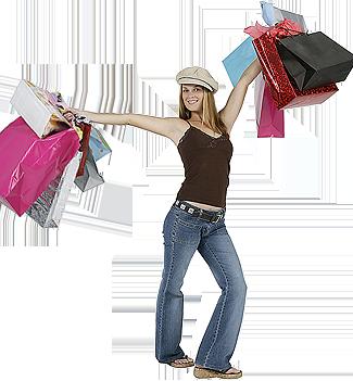 Jaką część życia spędzasz robiąc zakupy?