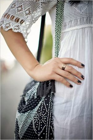 Nieidealne paznokcie - czy to nowy trend?