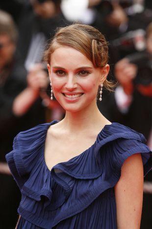 Natalie Portman - fanka falban