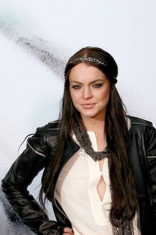 Ungaro kończy współpracę z Lindsay Lohan
