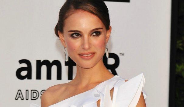 Natalie Portman w Givenchy