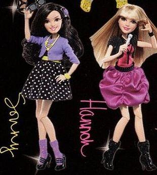 Disney wydaje lalki z podobizną Demi, Miley i Seleny!