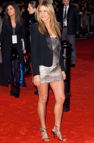 Jennifer Aniston w Valentino