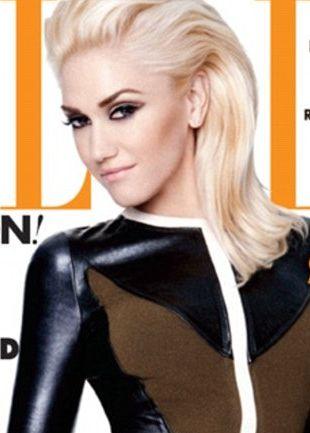 Gwen Stefani w sukience Givenchy (FOTO)