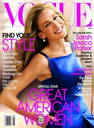 Sarah Jessica Parker gwiazdą Vogue