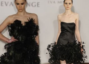 Ewa Minge na Paris Fashion Week