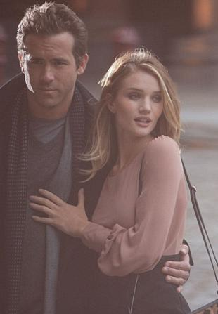 Rosie Huntington-Whiteley w kampanii Marks & Spencer