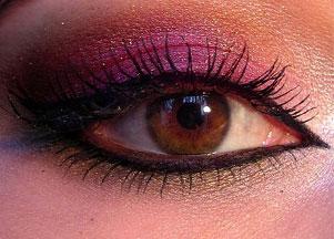 makijaż orientalny