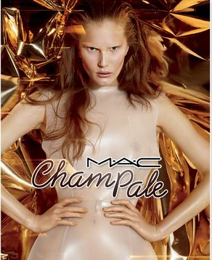 Zimowa kolekcja MAC - Cham Pale
