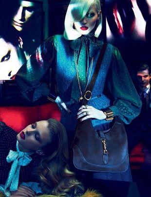 Gucci na jesień/zimę 2011 (FOTO)