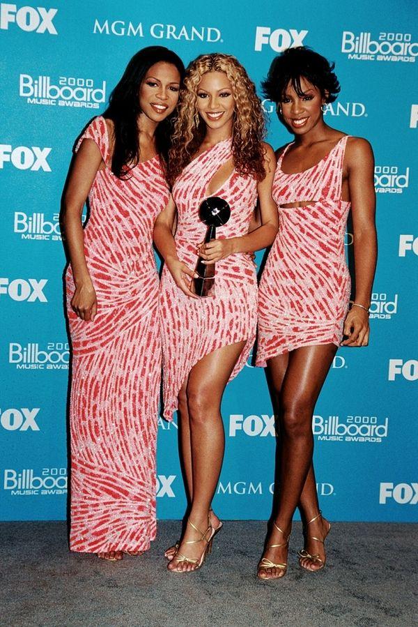 Jak się zmieniał styl Beyonce?