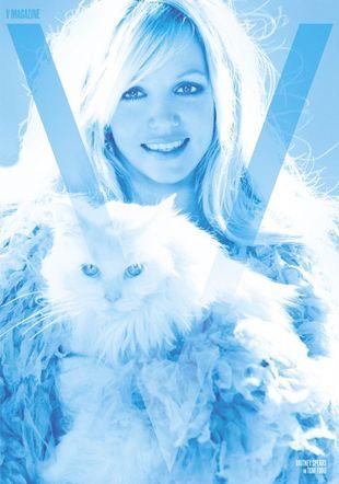 Wszystkie trzy okładki Britney dla V Magazine!