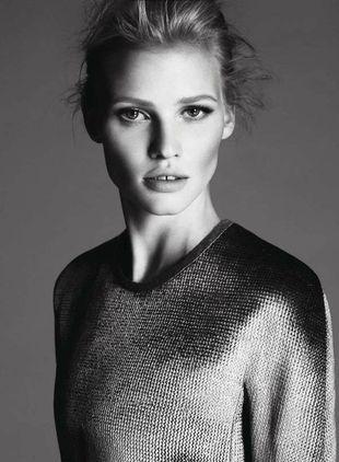 Lara Stone dla Calvina Kleina