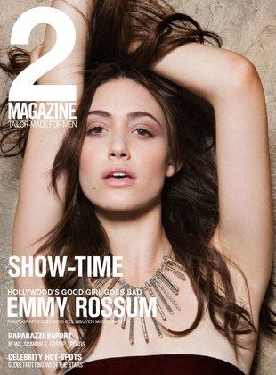 Różne twarze Emmy Rossum