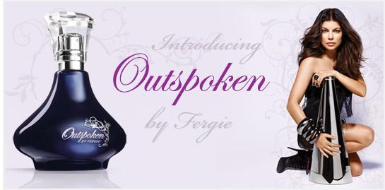 Fergie reklamuje swoje perfumy