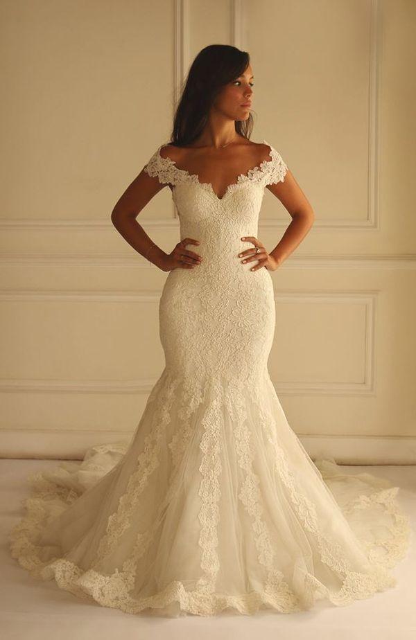Niewiarygodnie Bajeczne suknie ślubne Yasmine Yeya Couture - zdjęcie 32 - Zeberka.pl JI74