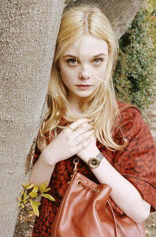 Elle Fanning w kampanii Marca Jacobsa (FOTO)