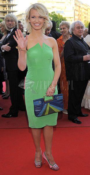 Magda Mołek na Wiktorach 2007