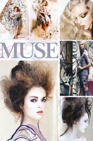 MUSE - wiosenna kolekcja SMASHBOX
