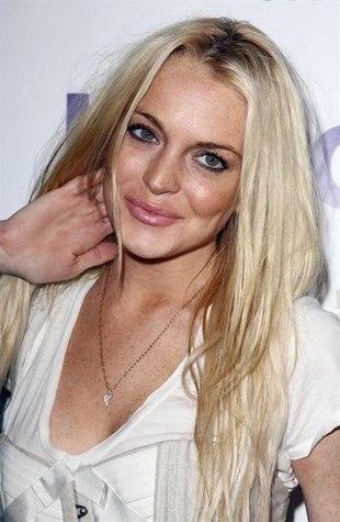 Lindsay Lohan idzie na całość
