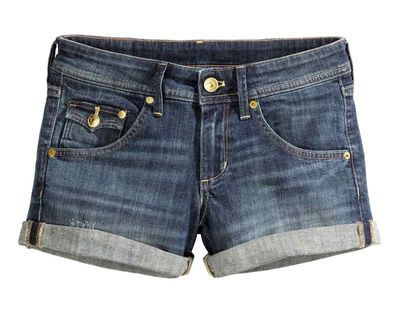 Jeansowe szorty - must have na lato! - przegląd oferty H&M