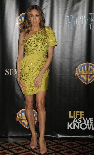 Sarah Jessica Parker stawia na kolor