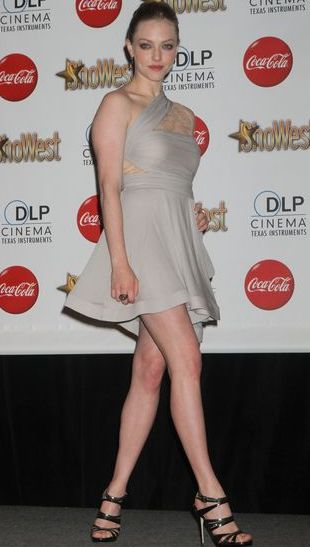 Amanda Seyfried w Valentino