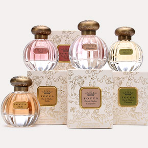 Perfumy Tocca Key Notes