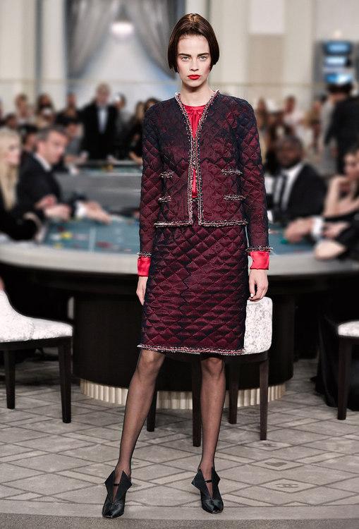 Chanel – Haute Couture – jesień/zima 2015