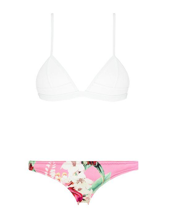 Modny strój kąpielowy - Kostiumy kąpielowe Triangl