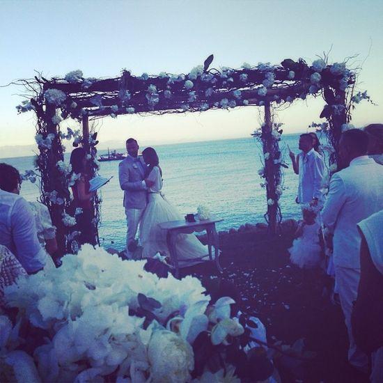 Zobaczcie fotorelację ze ślubu Sary Mannei i Artura Boruca!