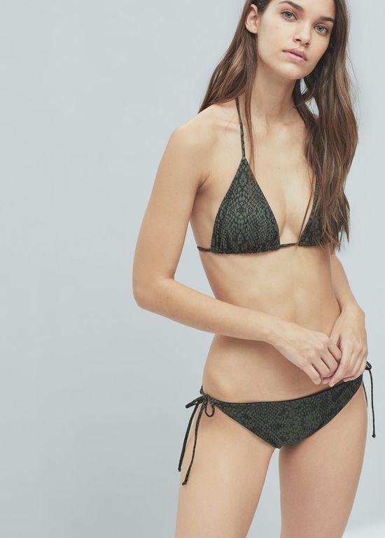Mango Beachwear - Plażowa kolekcja strojów kąpielowych