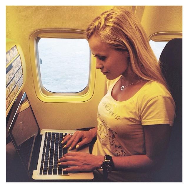 Blogerki modowe na swoich instagramowych profilach (cz. 75)