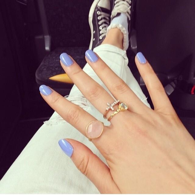 Propozycje letniego manicure od Nails Inc.