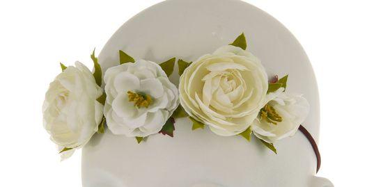 Opaski z kwiatami - przegląd sieciówek (FOTO)