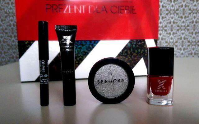 Sephora Box - porównanie - edycja polska vs reszta świata