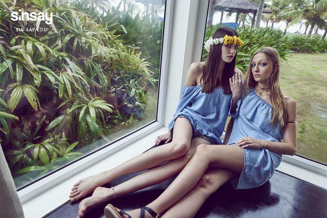 Summer Dream, czyli zapowiedź lata wg marki Sinsay (FOTO)