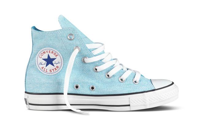 Lato z marką Converse