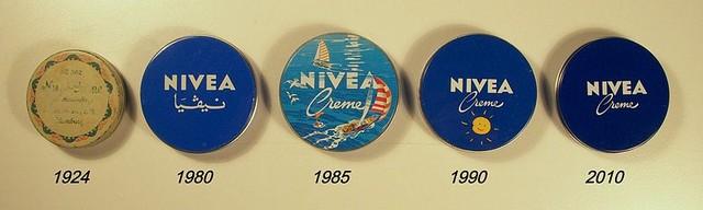 Historia kosmetyków i marek: Krem Nivea