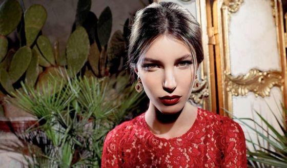 Barokowa kolekcja biżuterii od Dolce & Gabbana (FOTO)