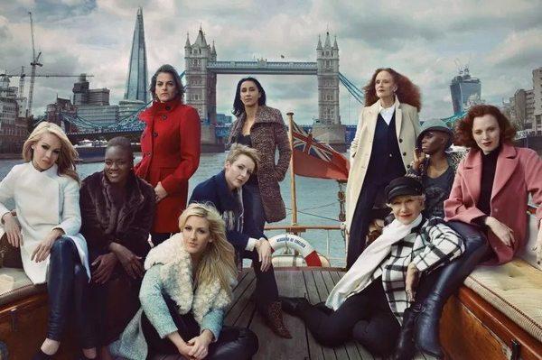 Plejada gwiazd w kampanii Marks&Spencer