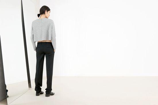 Zara lookbook listopad 2013