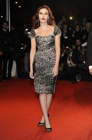 Scarlett Johansson w panterce