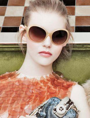 Okulary przeciwsłoneczne od Prady (FOTO)