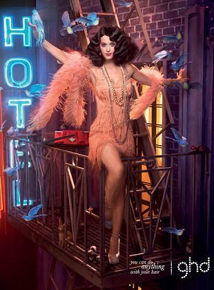 Katy Perry jako Królewna Śnieżka...