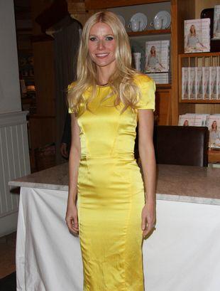Gwyneth Paltrow zaszalała z kolorem (FOTO)