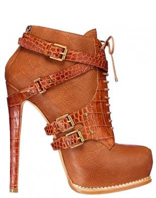 Buty z jesiennej kolekcji domu mody Dior