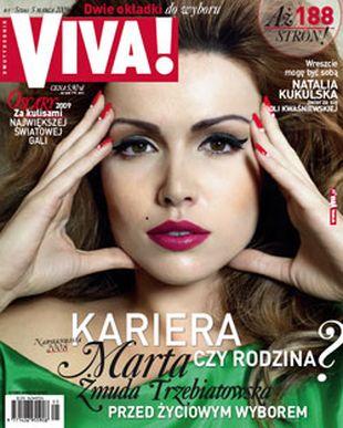 Natapirowana Marta Żmuda-Trzebiatowska
