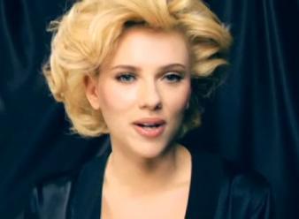 Scarlett Johansson opowiada o makijażu